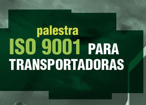 iso 9001 para transportadoras Qualidade