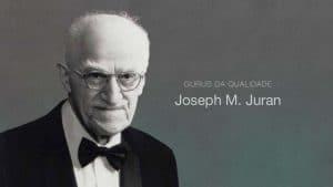 Gurus da Qualidade: Joseph Juran