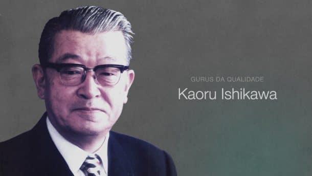 6 Gurus da Qualidade que revolucionaram a história: Kaoru Ishikawa
