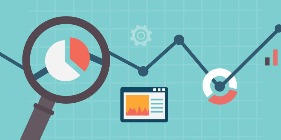 Imagem de gráficos representando como fazer indicadores.