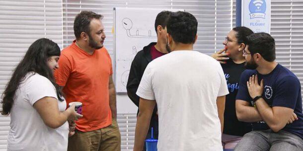 DEPOIMENTO: A experiência de participar de um time para engajamento na qualidade