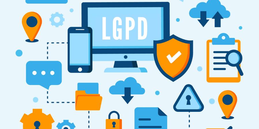 Imagem ilustrando a LGPD aplicada à laboratórios de calibração