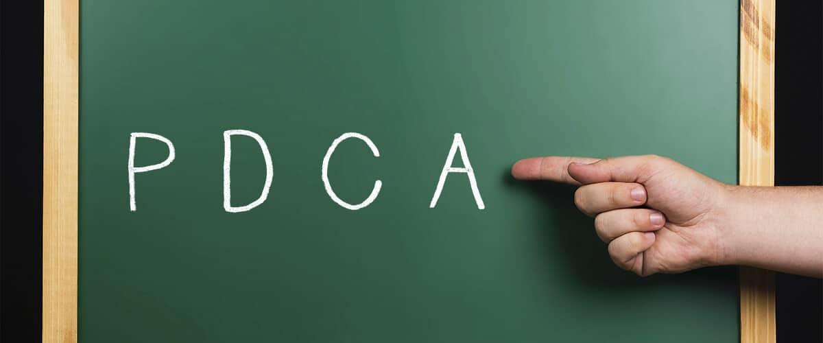 O PDCA não se ensina na escola. Mas deveria.